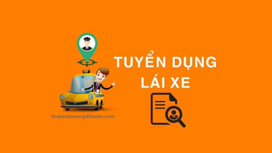 tuyển tài xế tại đà nẵng - quantrimang.info