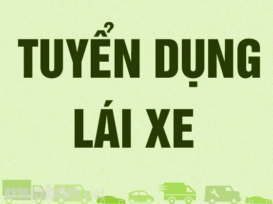 Tìm Việc Lái Xe, Phụ Xe Lương Cao Làm Tại Đà Nẵng | Muaban.net