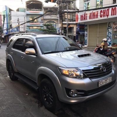 Xe 7 chỗ ĐàNẵng